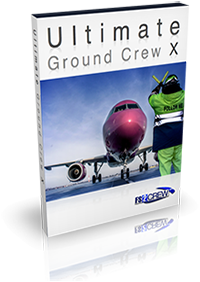 FS2CREW - ULTIMATE GROUND CREW X - FSX P3D