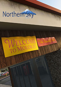 NORTHERN SKY STUDIO - MOLOKAI AIRPORTS MSFS