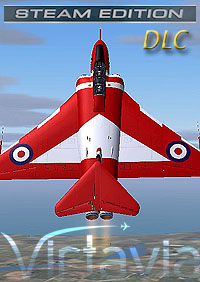 VIRTAVIA - GLOSTER JAVELIN FSX STEAM EDITION DLC