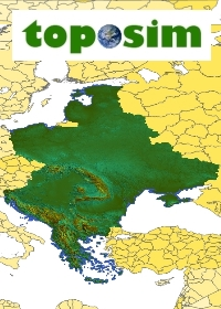 TOPOSIM - CONTINENTS - EASTERN EUROPE BUNDLE