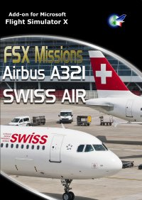 PERFECT FLIGHT - FSX MISSIONS AIRBUS A321 SWISS AIR