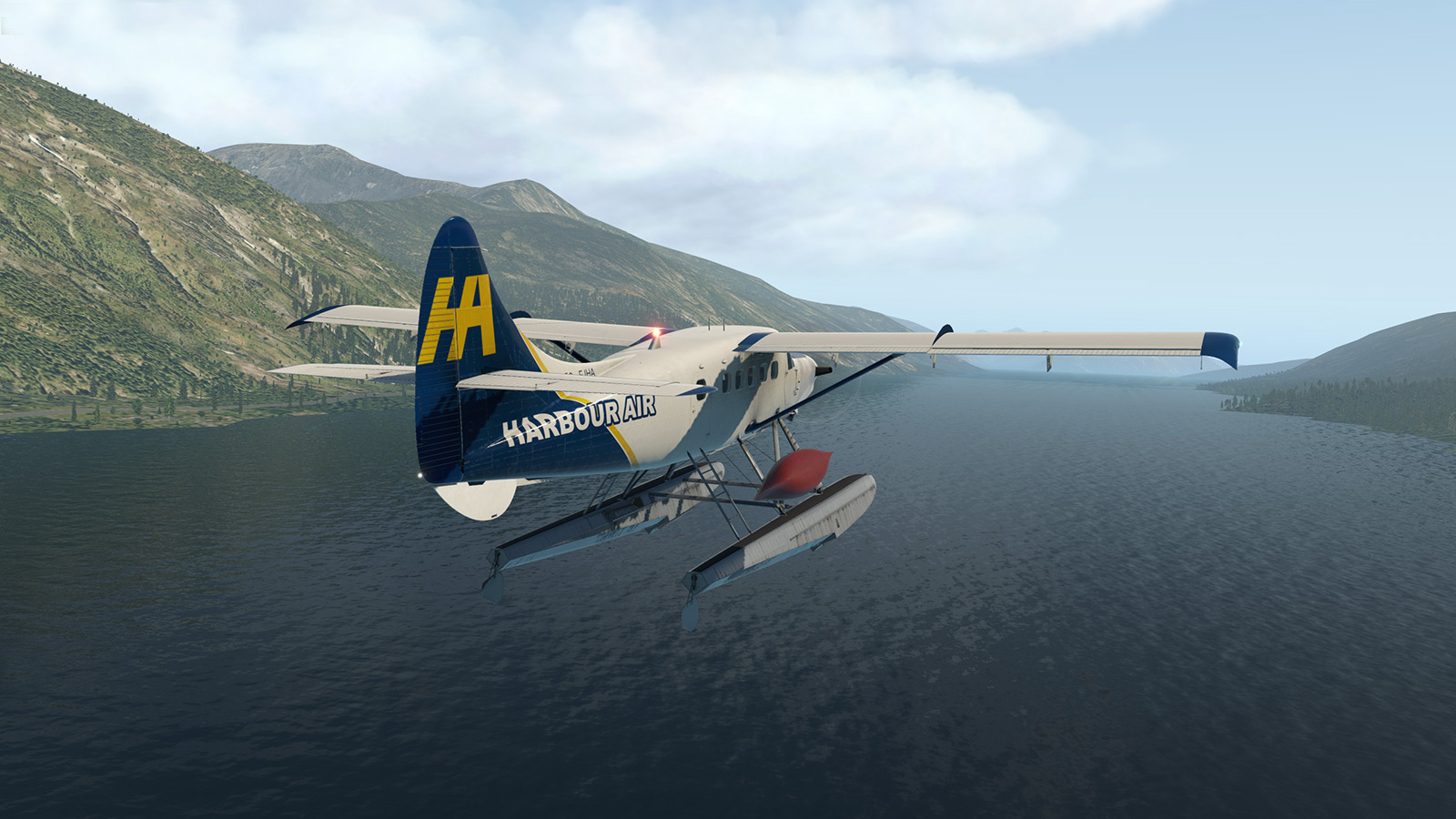 MILVIZ - DHC-3T TURBO OTTER FOR XP11