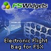 FSWIDGETS - ELECTRONIC FLIGHT BAG FSX