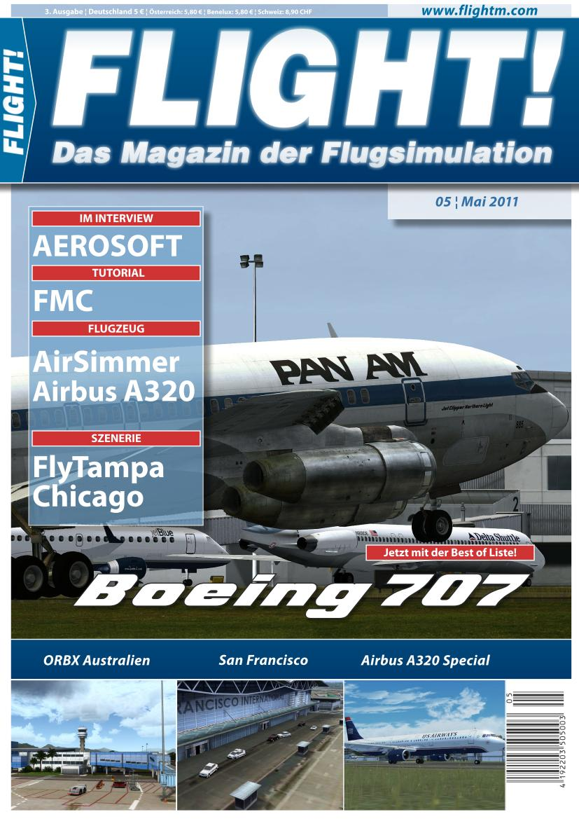FLIGHT! MAGAZIN - AUSGABE 05 2011
