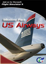 PERFECT FLIGHT - US AIRWAYS MISSION PACK