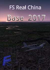 FS REAL CHINA TEAM - FS REAL CHINA BASE 2017 - FSX P3D