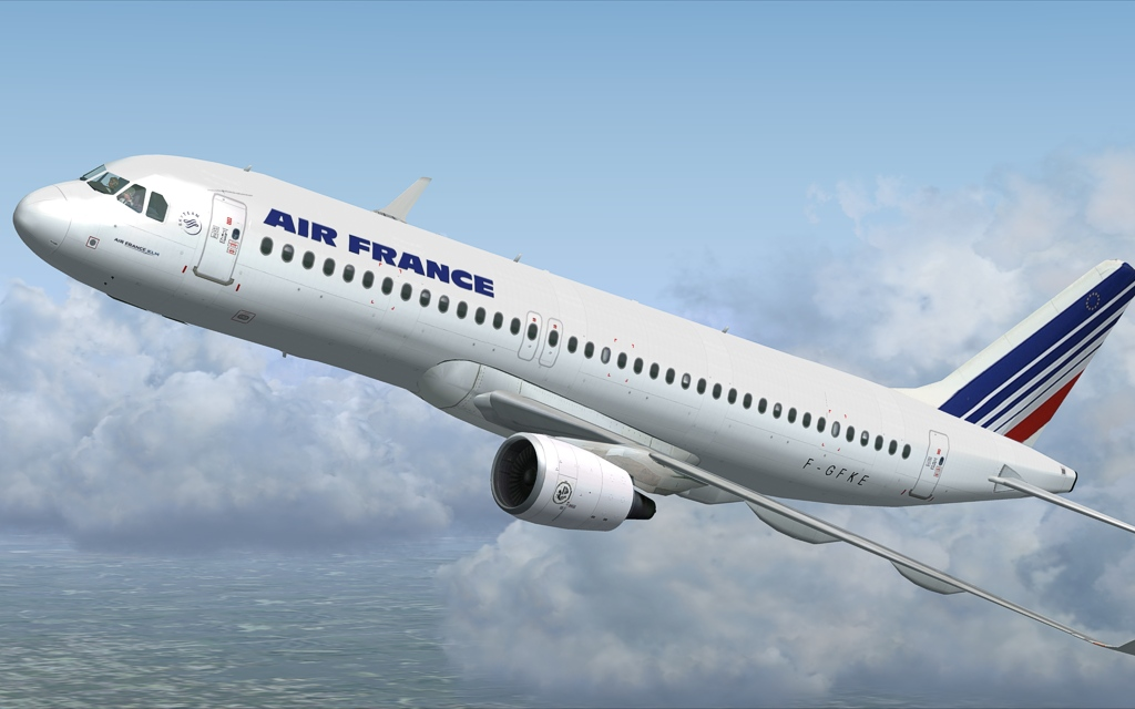 AFS-DESIGN - AIRBUS COLLECTION - AIR FRANCE V2 FSX