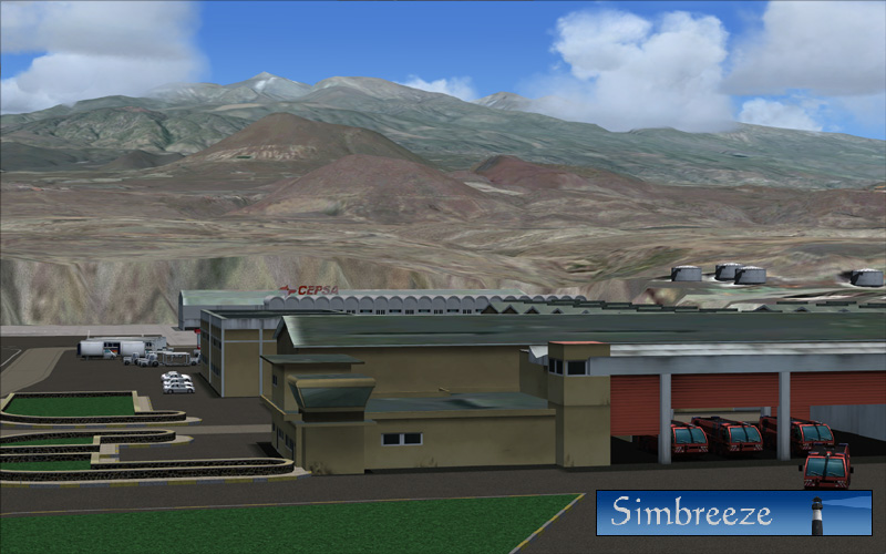 SIMBREEZE -TENERIFE SOUTH GCTS P3D