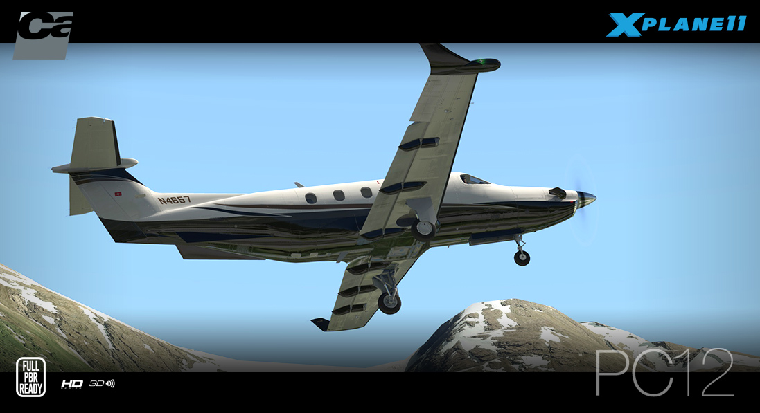 CARENADO - PC12 HD SERIES FOR X-PLANE 11