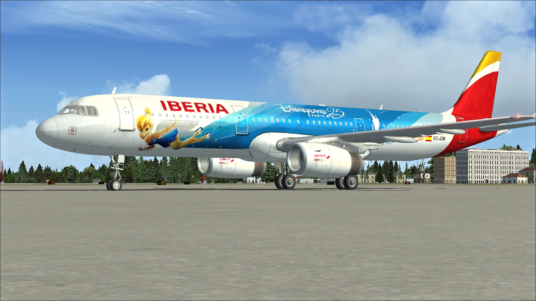 PERFECT FLIGHT - FSX MISSIONS IBERIA FSX P3D