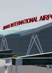 SALANDO STUDIO - ZSJN - JINAN YAOQIANG INTERNATIONAL AIRPORT - CHINA FSX P3D