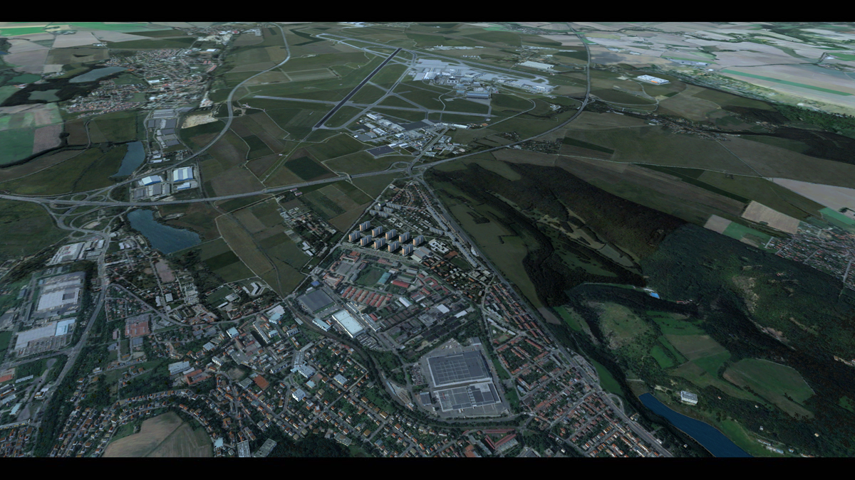 PREALSOFT - HD CITIES - PRAGUE - AUTOGEN FSX P3D