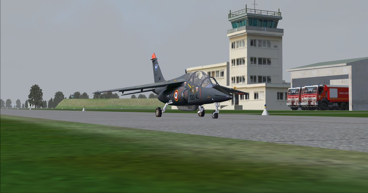 SKYDESIGNERS - FRENCH AIRBASE 705 TOURS VAL DE LOIRE