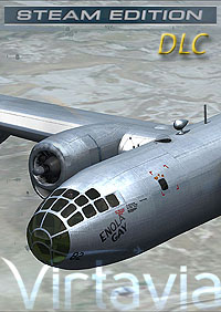 VIRTAVIA - B-29 SUPERFORTRESS FSX STEAM EDITION DLC