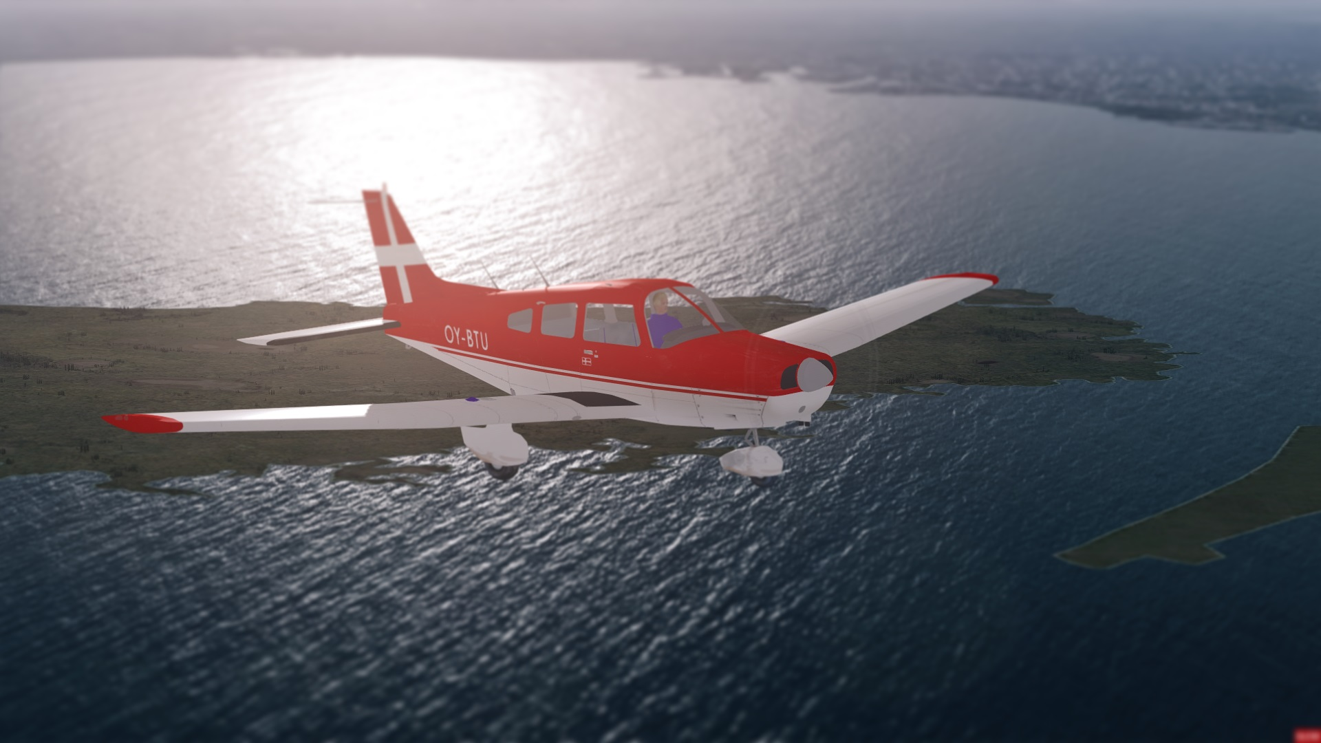 SPIKE PRODUCTIONS - PIPER WARRIOR PA-28 MEGA LIVERY PACK FSX P3D