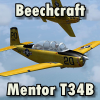CARENADO - BEECHCRAFT MENTOR T34B FS2004