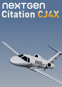 NXGN SIMULATIONS - CITATION CJ4X FSX P3D