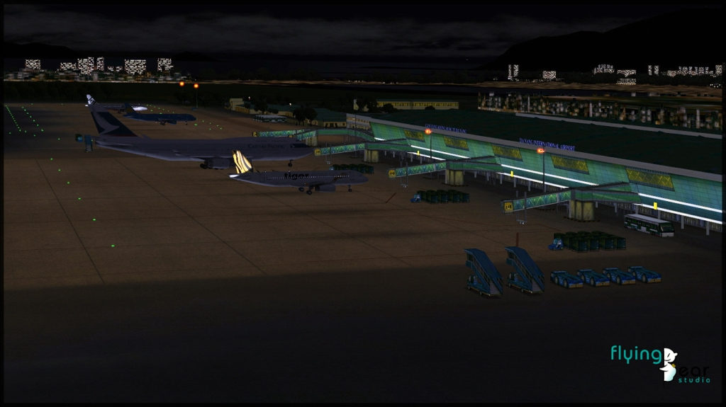 FBS - DA NANG INTERNATIONAL AIRPORT X FSX