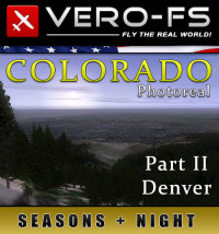 VERO - COLORADO PHOTOREAL PART 2 - DENVER - SEASONAL