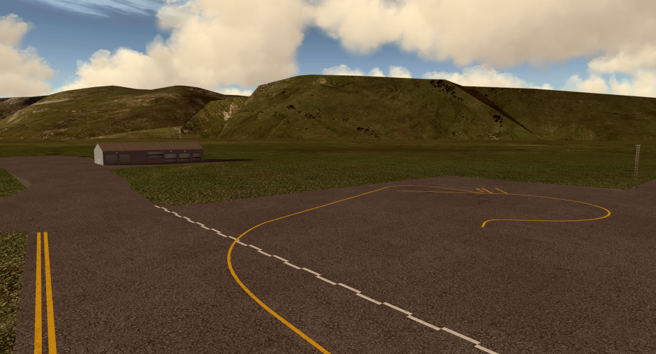 AZURAFILES - VAGAR AIRPORT RELOADED X-PLANE 10