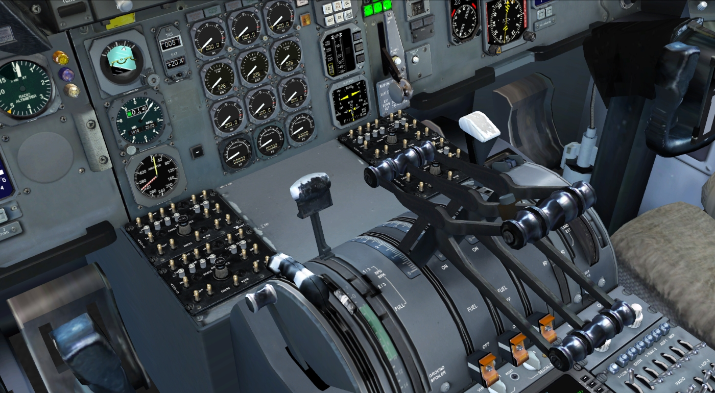 CLS - DC10 COLLECTION HD FSX P3D