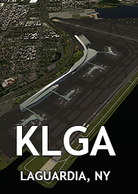 AIRPORTECH - LA GUARDIA 2020 - X-PLANE