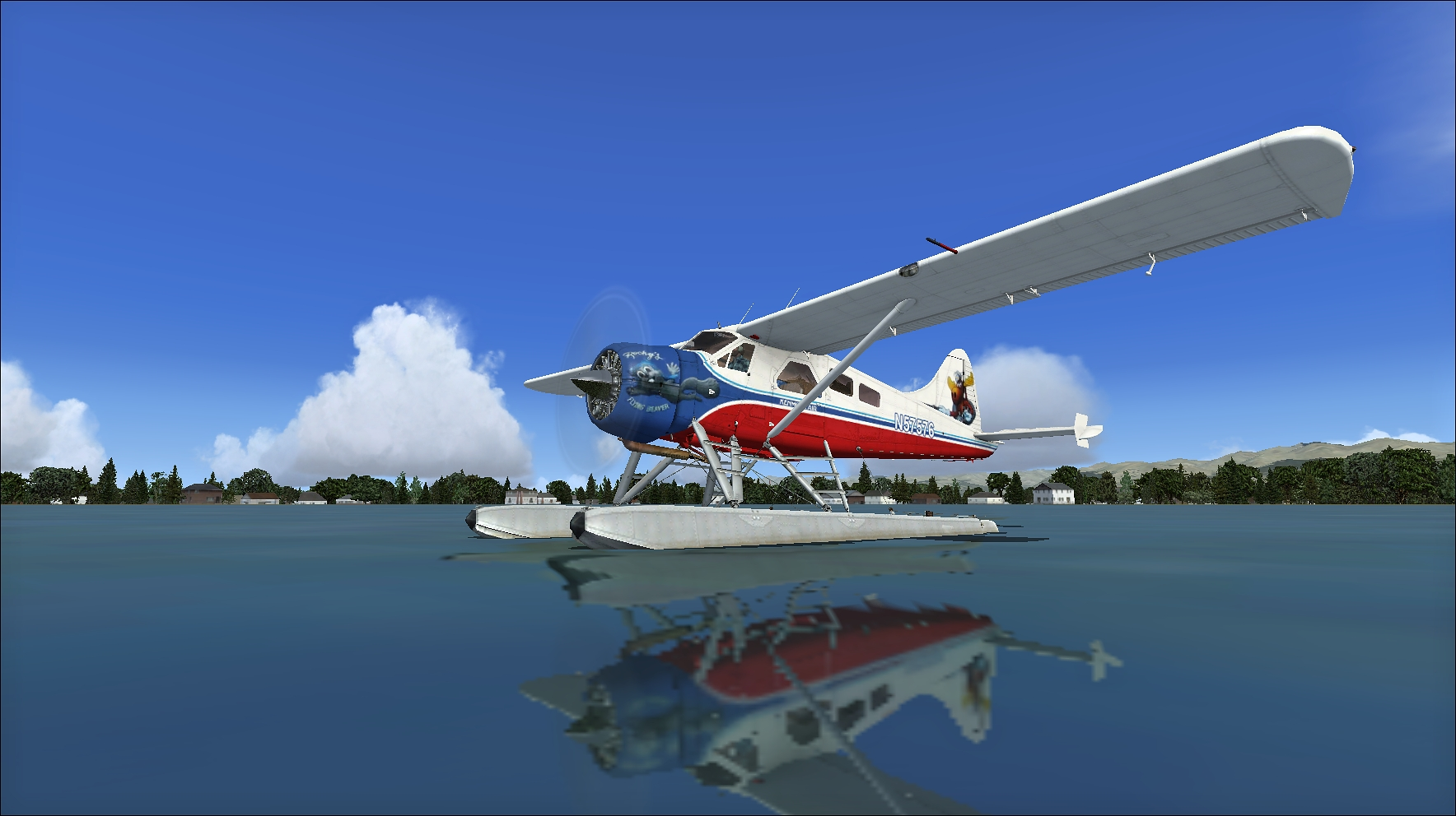 PERFECT FLIGHT - ULTIMATE DHC-2 BEAVER SIMULATION FSX P3D