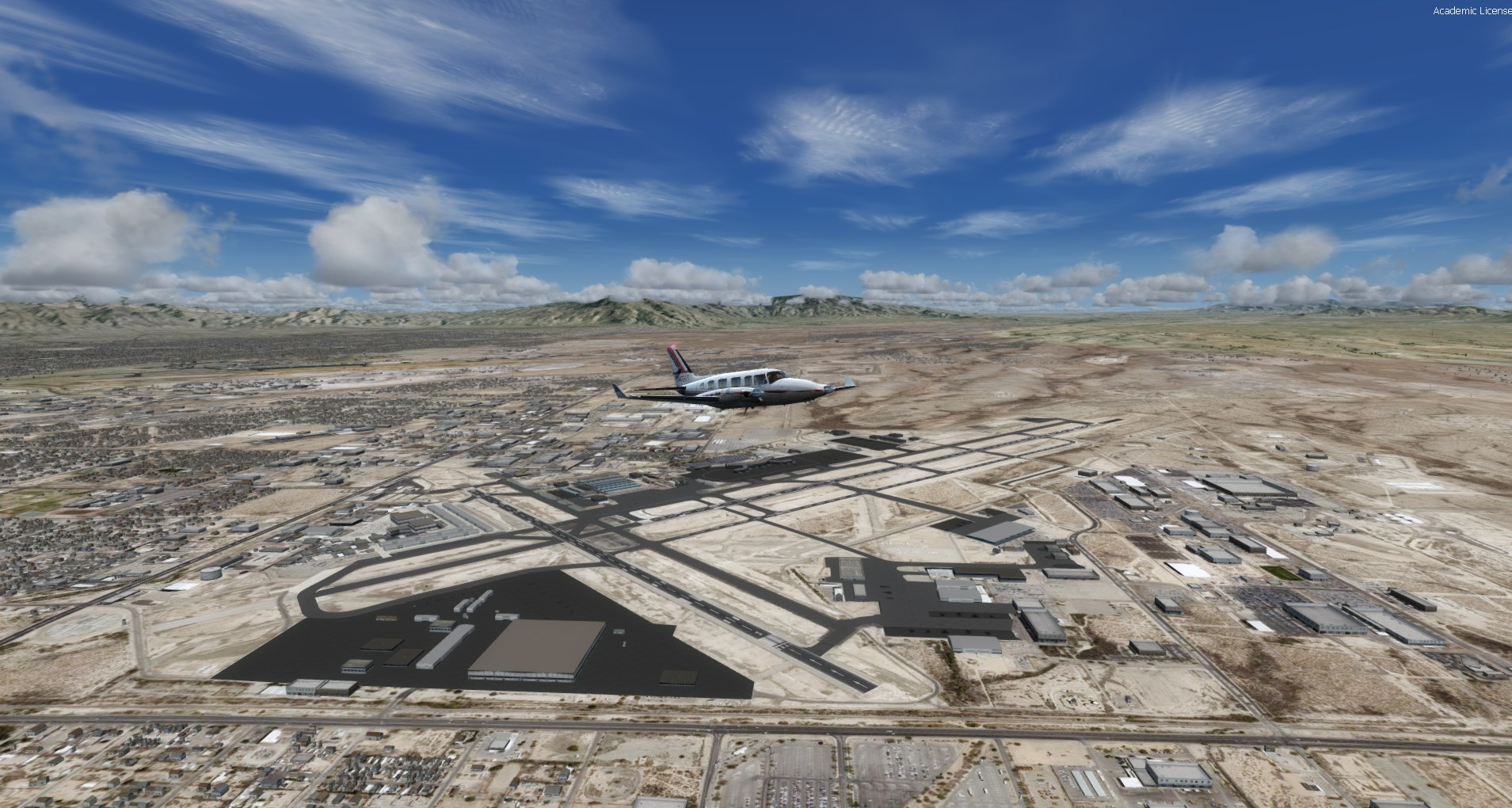 REALWORLDSCENERY - ULTRA VFR ARIZONA PART 4 FSX P3D