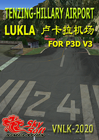 SKYSOFT SIMULATION - LUKLA VNLK 2020