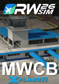 RWY26 SIMULATIONS - MWCB CHARLES KIRKCONNELL INTERNATIONAL AIRPORT X-PLANE 11