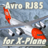 THE AVROLINER PROJECT - AVRO RJ85 X-PLANE 9 & 10