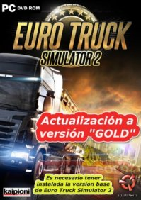 EURO TRUCK SIMULATOR 2 GOING EAST (ADD-ON) SPANISH VERSION