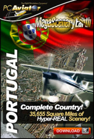 MEGASCENERYEARTH - PC AVIATOR - MEGASCENERY EARTH - PORTUGAL FSX P3D