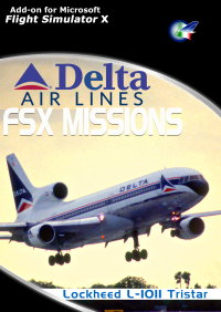 PERFECT FLIGHT - FSX MISSIONS DELTA L-1011 TRISTAR
