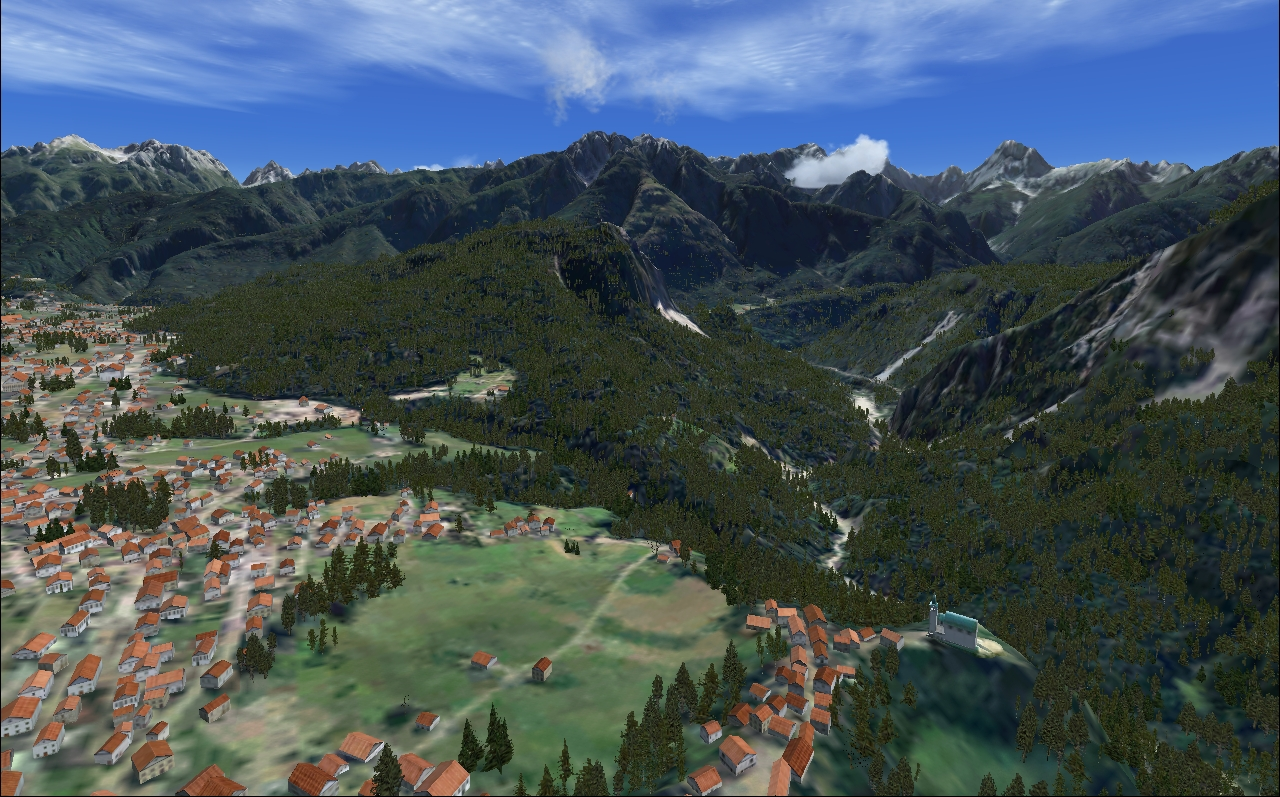 REAL EARTH X - DOLOMITI VOL. 1 FSX P3D