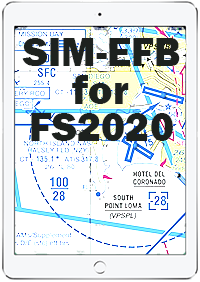 SIMPERFECT LTD - SIM EFB - ELECTRONIC FLIGHT BAG 电子飞行包 MSFS