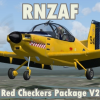 FRAT BROS DESIGN - RNZAF RED CHECKERS PACKAGE V2