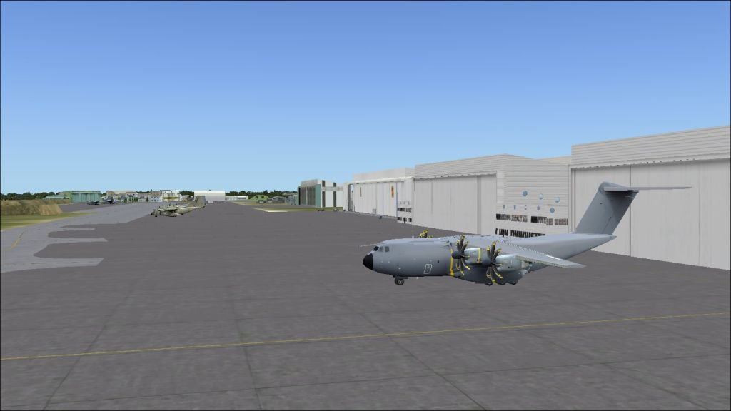SKYDESIGNERS - FRENCH AIRBASE 123 ORLEANS BRICY
