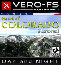 VERO - HEART OF COLORADO PHOTOREAL 2.0 - DAY + NIGHT