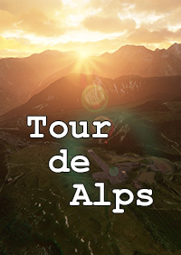MARCING - BUSH TRIP - TOUR DE ALPS MSFS