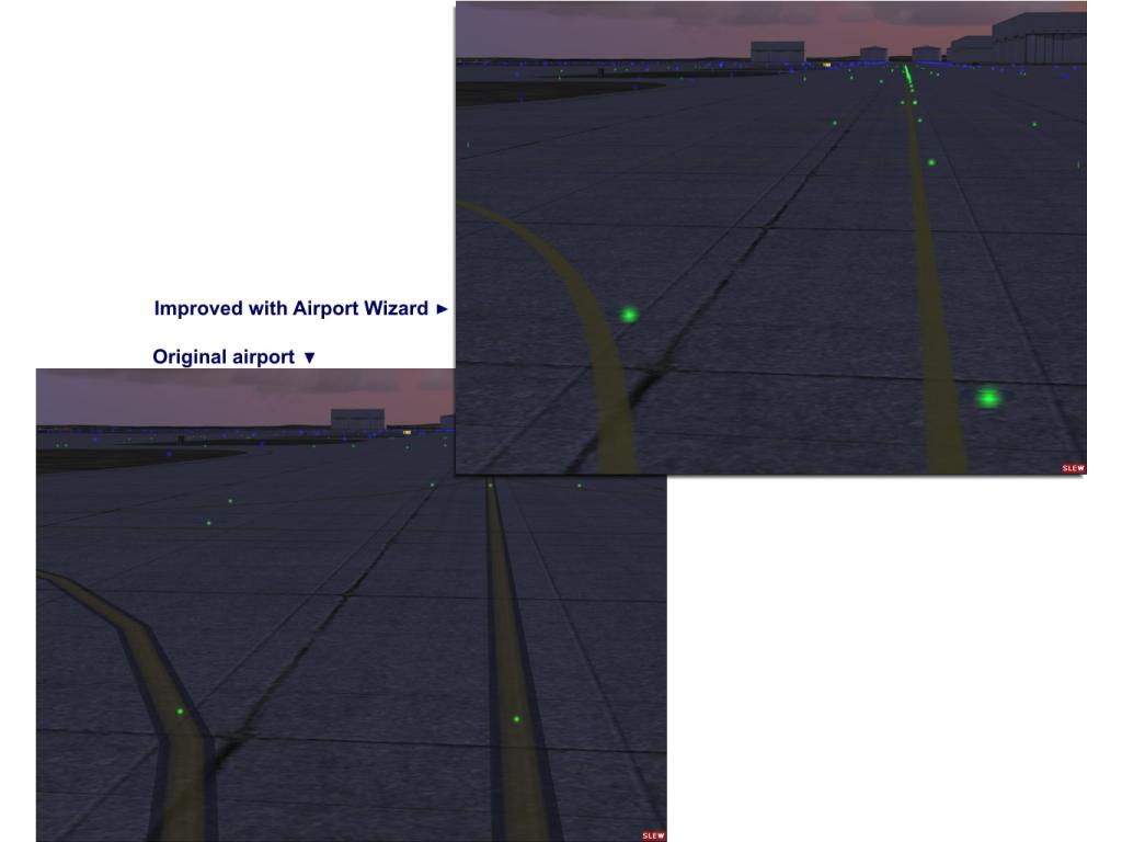 FLIGHTSIM TOOLS - AIRPORT WIZARD