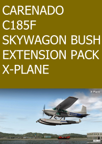 CARENADO - C185F SKYWAGON BUSH EXTENSION PACK X-PLANE 10