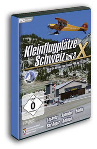 AEROSOFT - SMALL AIRFIELDS SWITZERLAND PART 3 (DOWNLOAD)