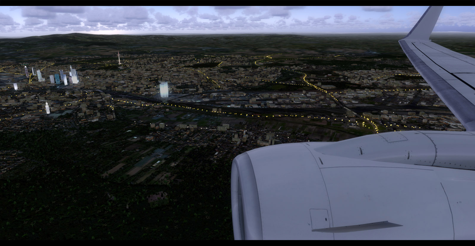 PREALSOFT - HD CITIES - FRANKFURT CITY FSX P3D