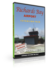 NMG SIMULATIONS - RICHARDS BAY AIRPORT V1.0.1 P3D4