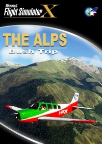 PERFECT FLIGHT - BUSH TRIP – THE ALPS FSX