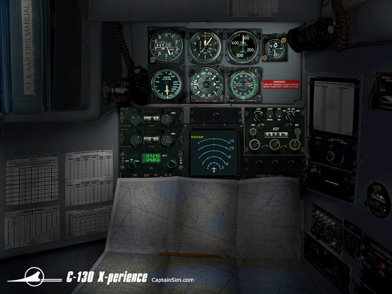 CAPTAIN SIM - C-130 X-PERIENCE BASE PACK