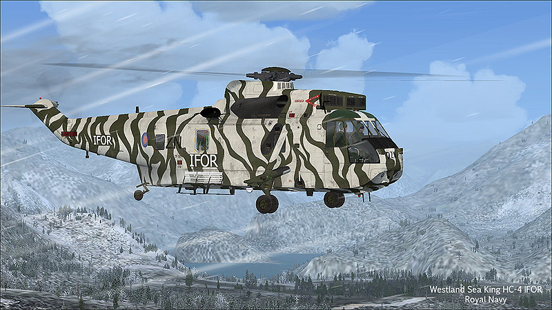 VIRTAVIA - WESTLAND/SIKORSKY SEA KING FSX STEAM EDITION DLC
