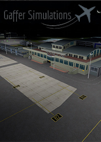 GAFFER SIMULATIONS - LANSERIA INTERNATIONAL AIRPORT P3D4