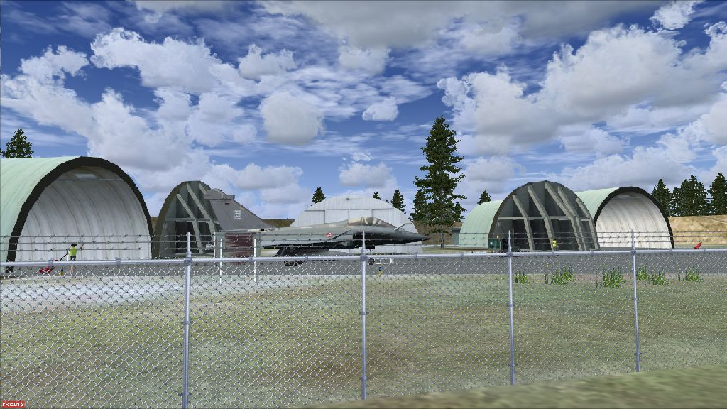 "SKYDESIGNERS - FRENCH AIRBASE 118 ""COLONEL ROZANOFF"""